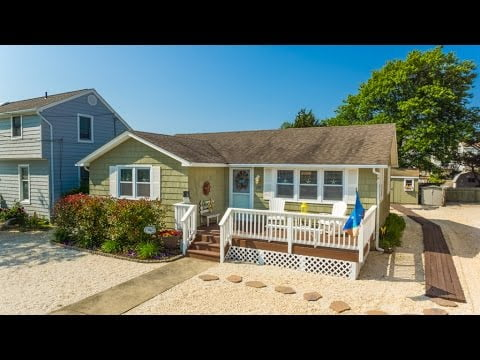 Video Tour 270 N 4th, Surf City, NJ 08008 #LBI