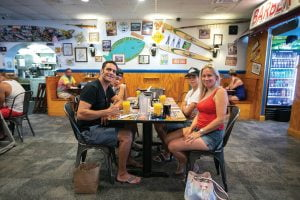 Weather, Diners Help Outdoor Dining Outpace Full Service Indoors