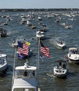 Stafford Organizers Revel in Boat Rally National Exposure