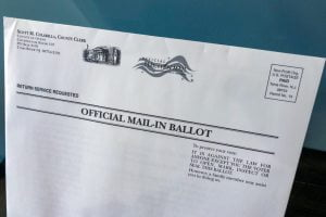 Vote-By-Mail Ballots Are on the Way