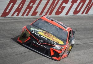 Martin Truex Jr. Advances to Cup Series Round of 12 Despite Tough Race in Bristol
