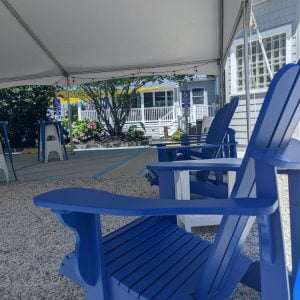 LBI Music under the tent is back this weekend! Rob Connolly is playing from 4-7 toni…