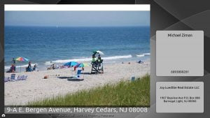 9-A E. Bergen Avenue, Harvey Cedars, NJ 08008 #LBI