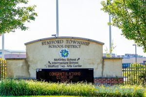 Stafford School District Reports First Positive COVID-19