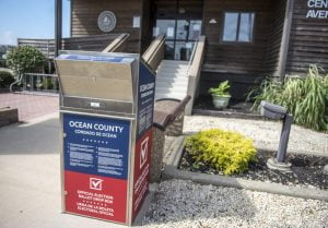 Ocean County Announces Vote-By-Mail Drop-Off Locations