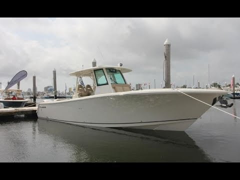 2019 Sailfish 360 CC Boat For Sale at MarineMax Ship Bottom, NJ #LBI