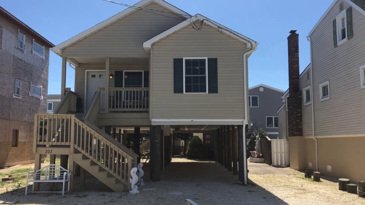 Read more about the article 202 W 17th Street, Ship Bottom, NJ – Long Beach Island #LBI