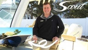 2020 Scout 255 LXF  For Sale at MarineMax Ship Bottom, NJ #LBI