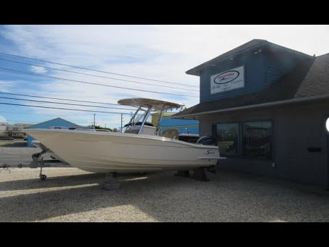 2021 Scout 215 XSF Boat For Sale at MarineMax Ship Bottom, NJ #LBI