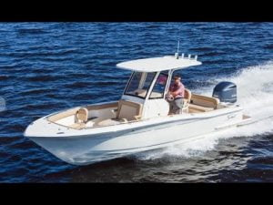 2021 Scout 235 XSF Boat For Sale at MarineMax Ship Bottom, NJ #LBI