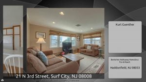21 N 3rd Street, Surf City, NJ 08008 #LBI