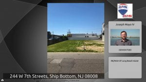 244 W 7th Streets, Ship Bottom, NJ 08008 #LBI