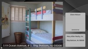 519 Ocean Avenue, # 2, Ship Bottom, NJ 08008 #LBI