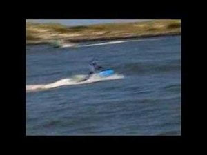 Barnegat Light NJ jetski freeride #LBI
