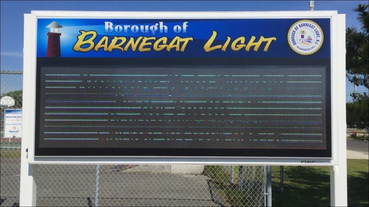 Barnegat Light, New Jersey – Skatepark #LBI