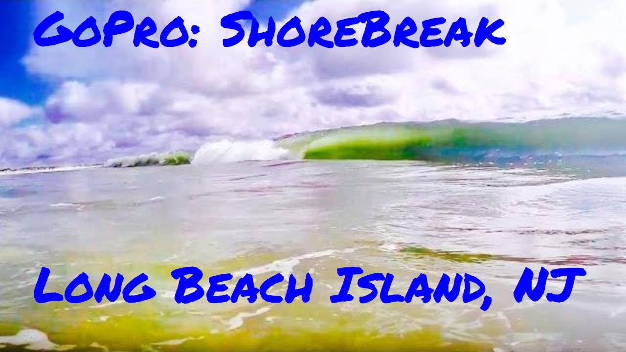 FUN SHOREBREAK LBI, NJ #LBI