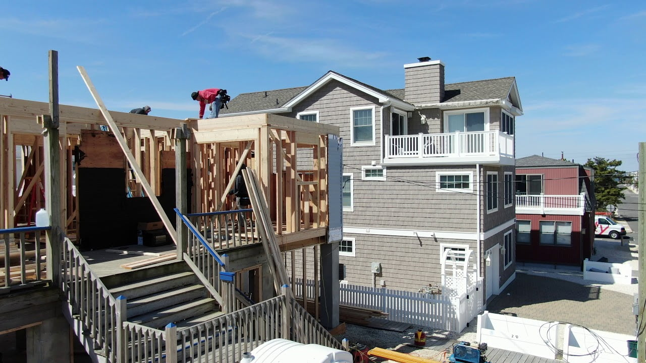 Harvey Cedars NJ Renovation #LBI