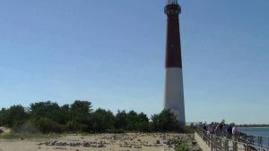 Jetty at Barnegat Lighthouse State Park – Barnegat Light NJ 2 #LBI
