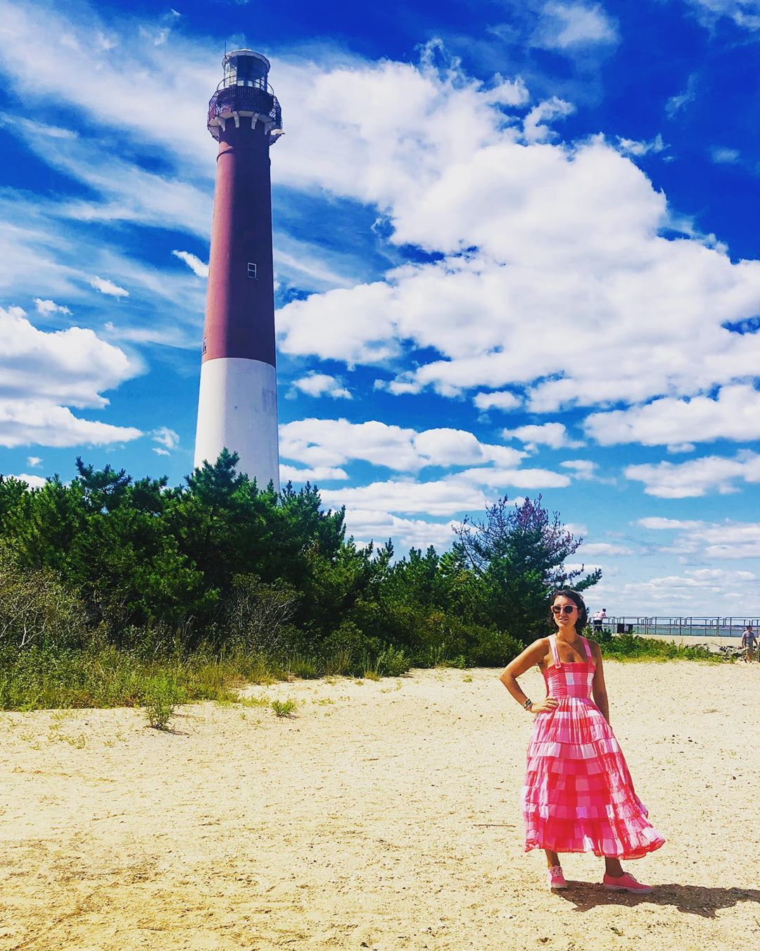 LBI 'twas a perfect day for a picnic, mini golf, and Italian ice :)…