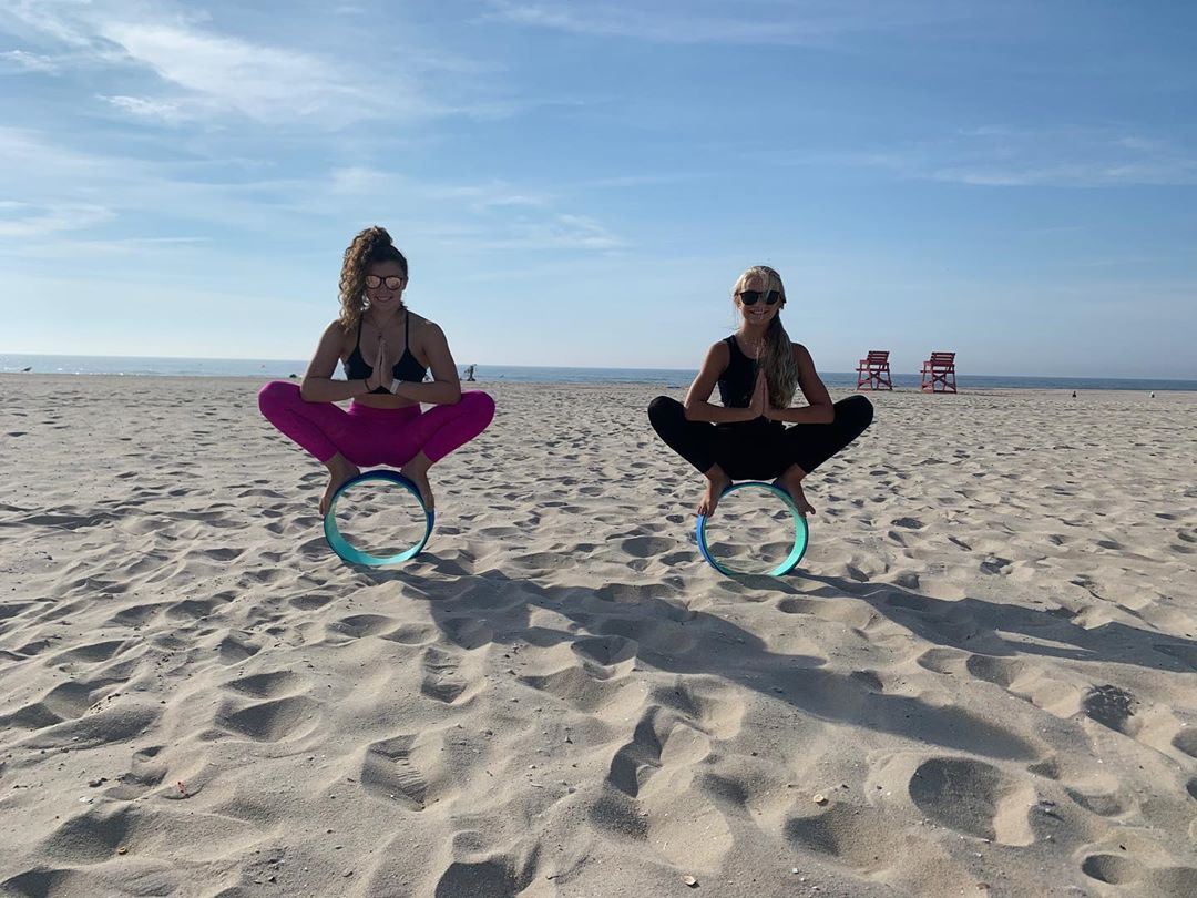 LBI • LAST WEEK FOR BEACH YOGA with beautiful weather! Signup and save your spot tod…