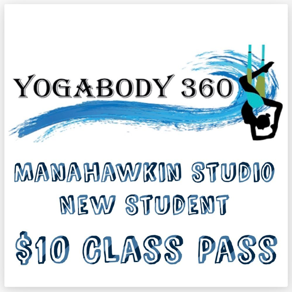 LBI • Manahawkin Studio  New Student $10 Class Pass  Come join us today!            …