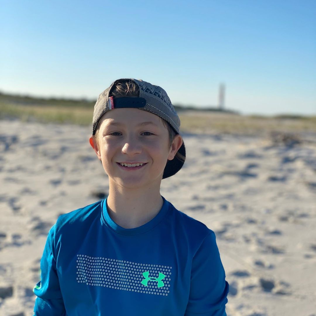 LBI Another amazing  day on the island. We went on a 2 mile walk around  to the end …