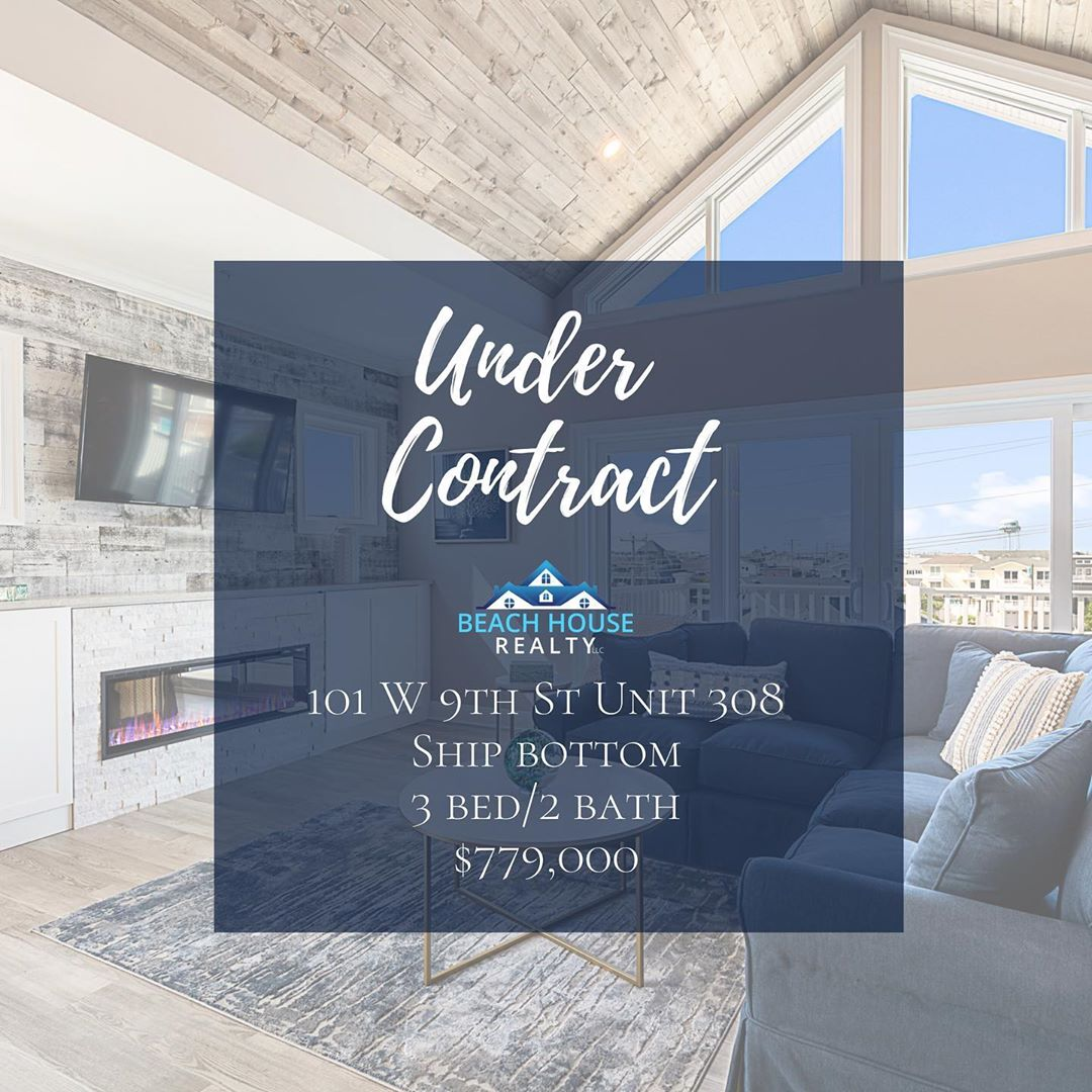 LBI Another one under contract at The Arlington Beach Club! Congratulations to my bu…