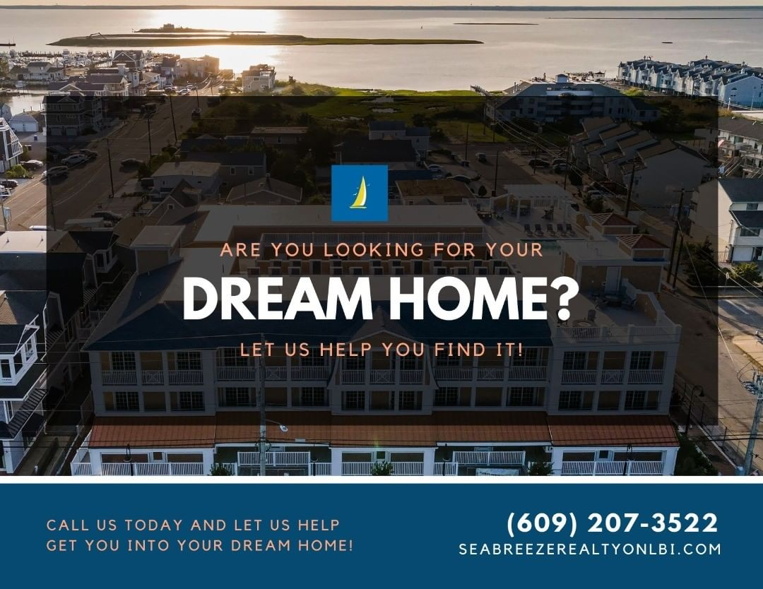LBI Are you looking for your DREAM home? Let us help you find it! Head over to www.s…