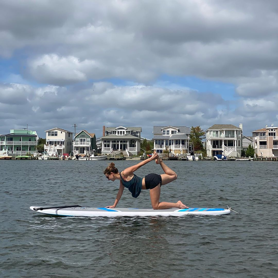 LBI As the clouds floated across a brilliant blue sky we realized this is BLISS !   …