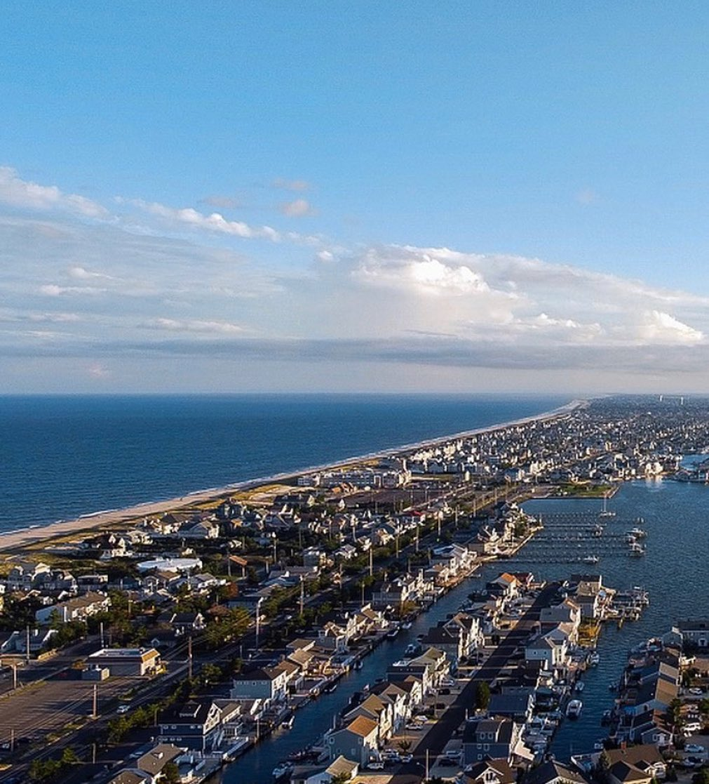LBI Awesome aerial shot by    …