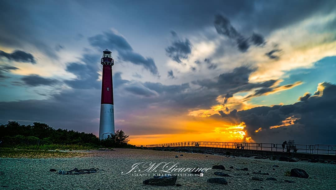LBI Barnegat lighthouse NJ                        …