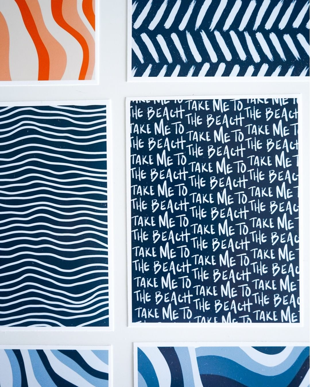 LBI Beachy patterns by  that might make an appearance in our new products this summe…