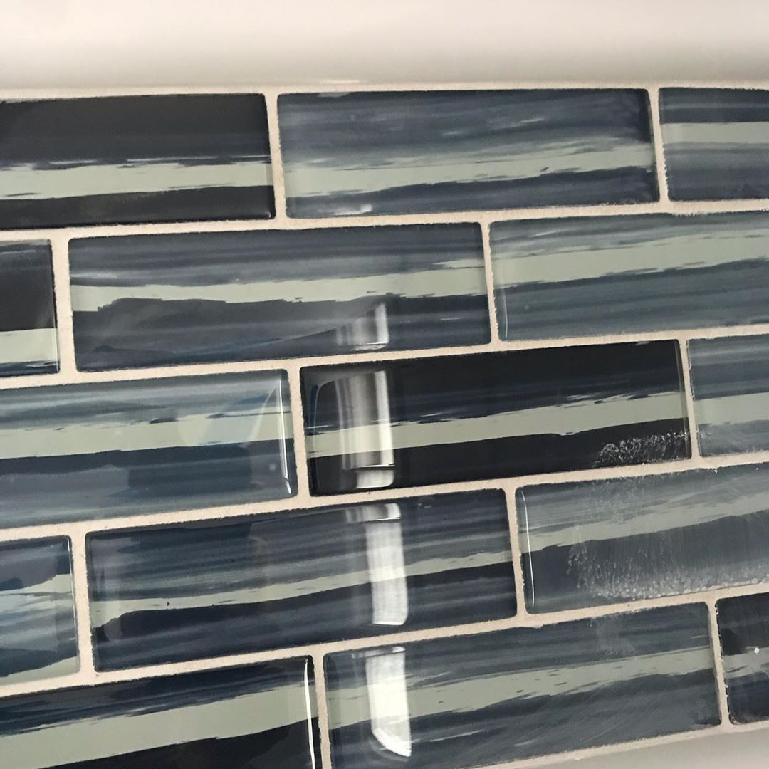 LBI Beachy vibe for this master bath reno! Another beautiful collaboration with …