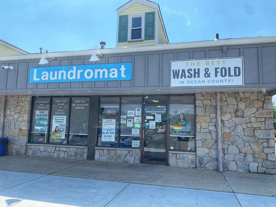 LBI C'mahhhnnn… no one wants to do laundry the last week of the summer!  Drop off …