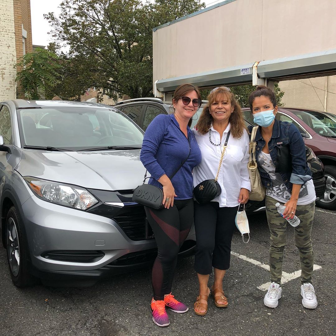 LBI Congrats Fanny with your 2017 Honda HRV LX, thank you for your trust and busines…