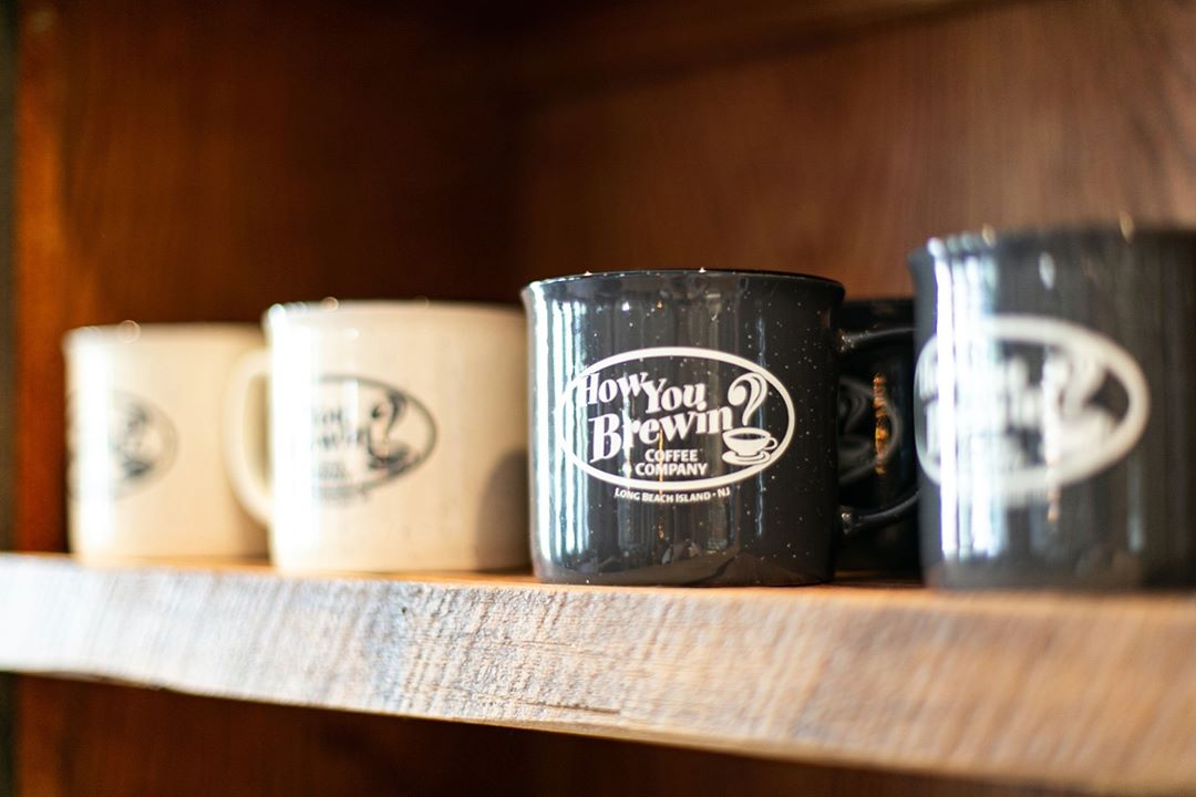 LBI Did you know one of these lovely logo mugs gets you 1 buck refills of hot coffee…