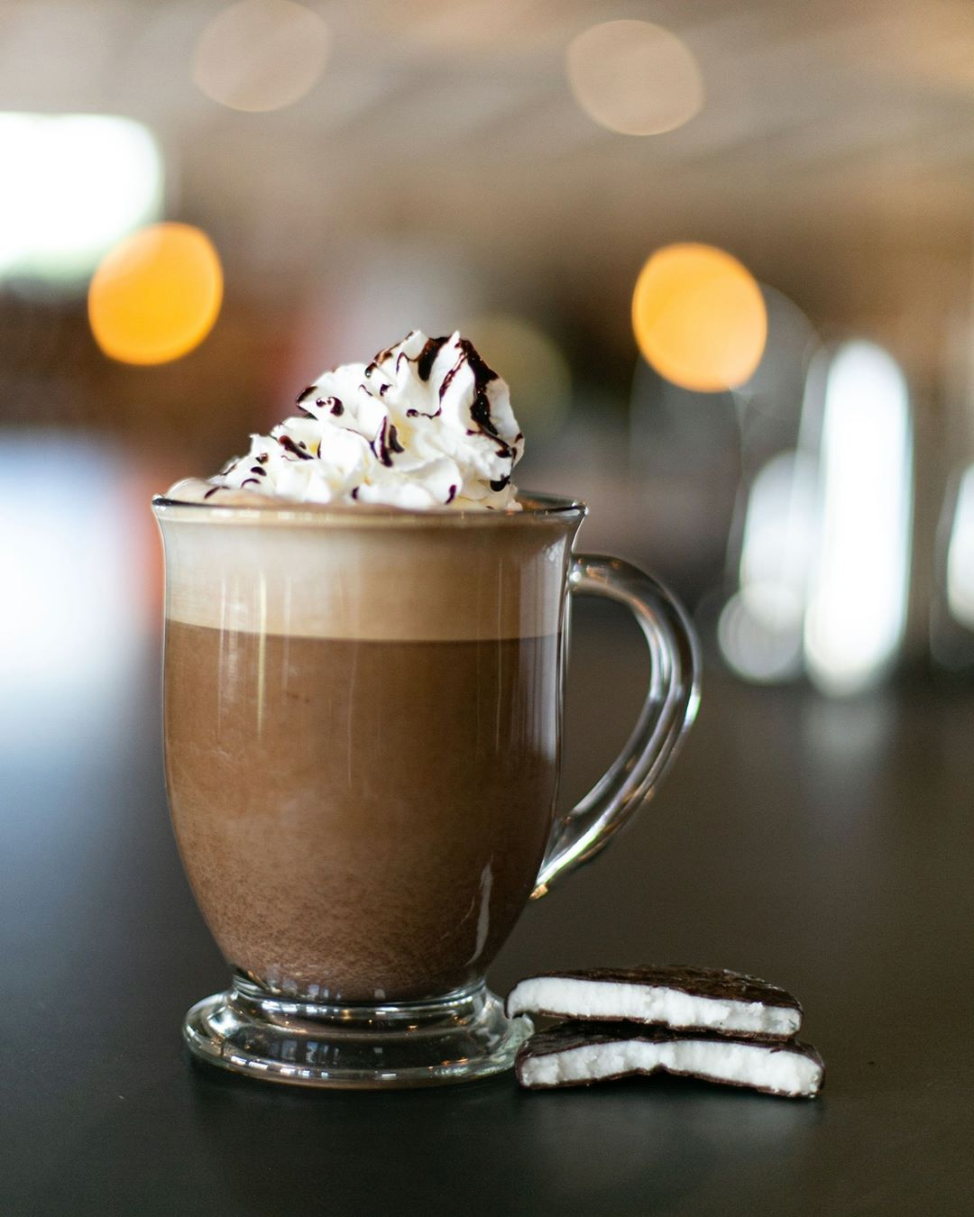 LBI ENTER SEPTEMBER LATTE SPECIAL: the peppermint patty mocha. A cool, refreshing bl…