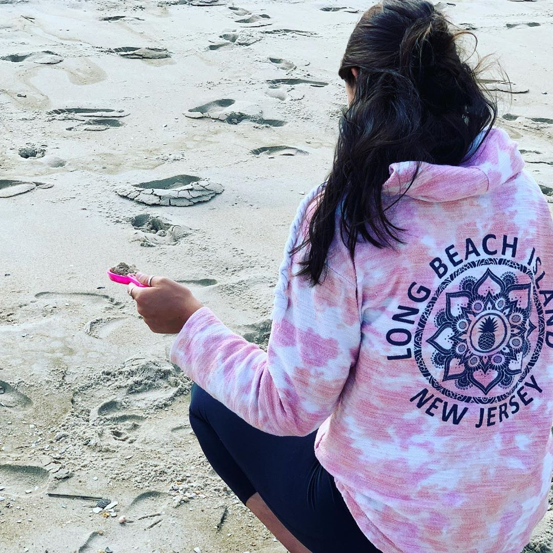 LBI Each shell tells a story of  special place and a special time.             …