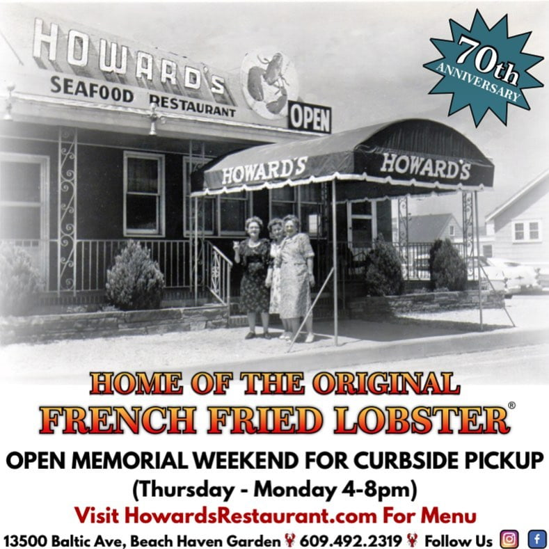 LBI Extended hours for Memorial Weekend! Thursday-Monday, 4-8pm. Guests can call in …