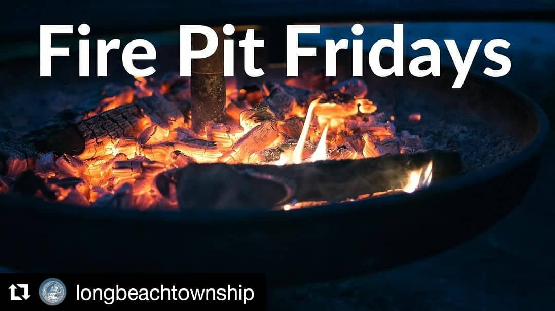 LBI Fire Pit Fridays are back!! Sponsored by    ・・・ Fire Pit Fridays are back!  Join…