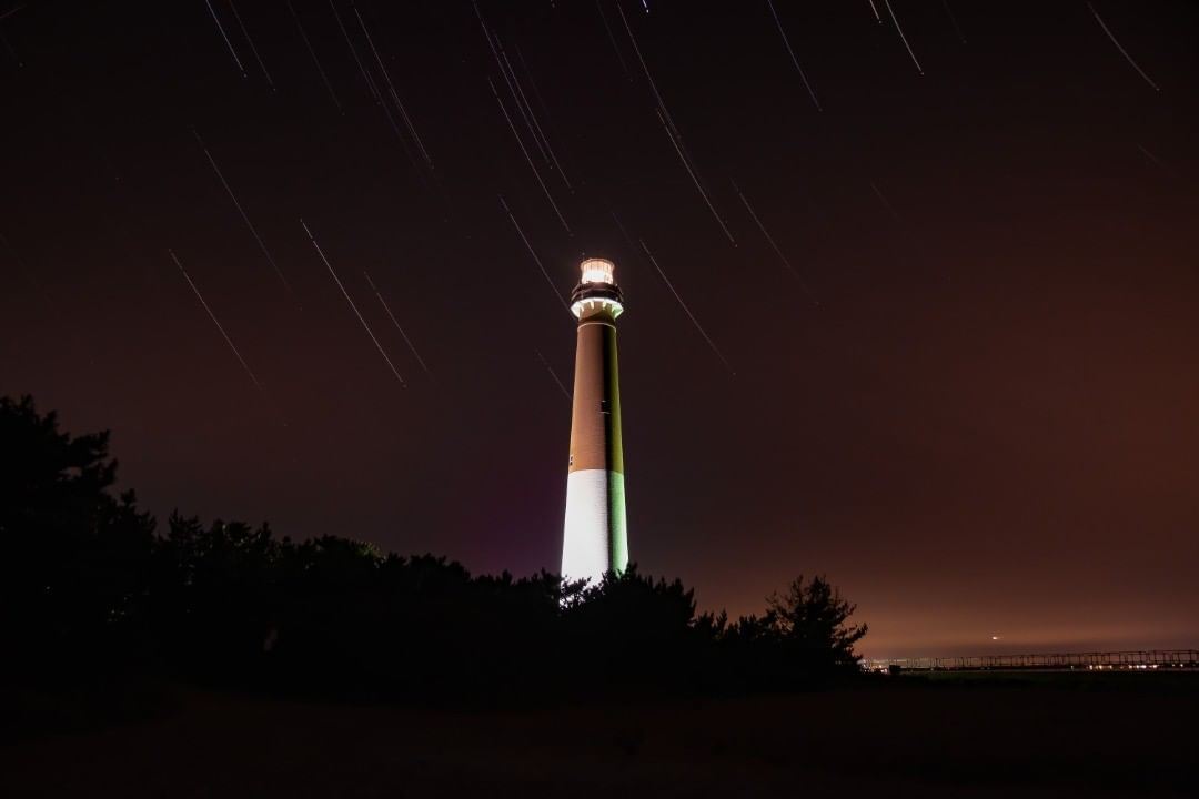 LBI First time visting the Barnegat Lighthouse…. I couldn't pass up on shooting so…