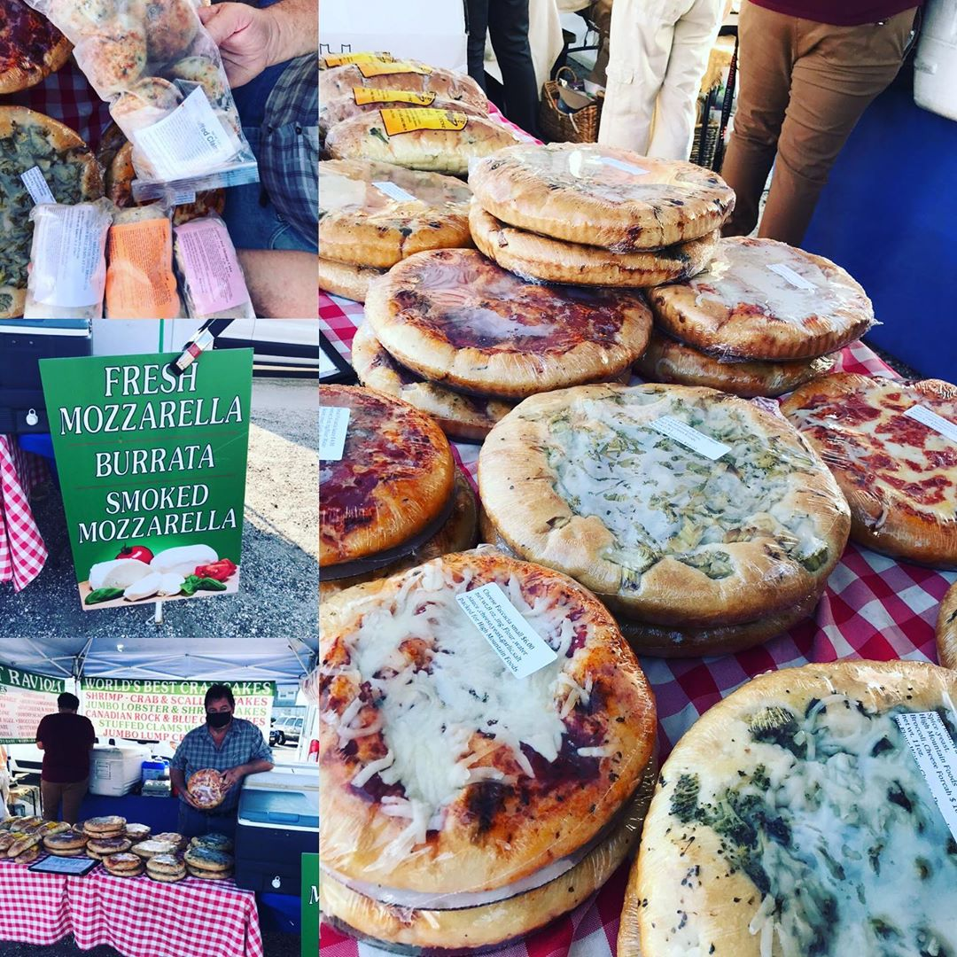 Read more about the article LBI HOLY RAVIOLI!!! Come on down to the Surf City Farmers Market and check out our n…