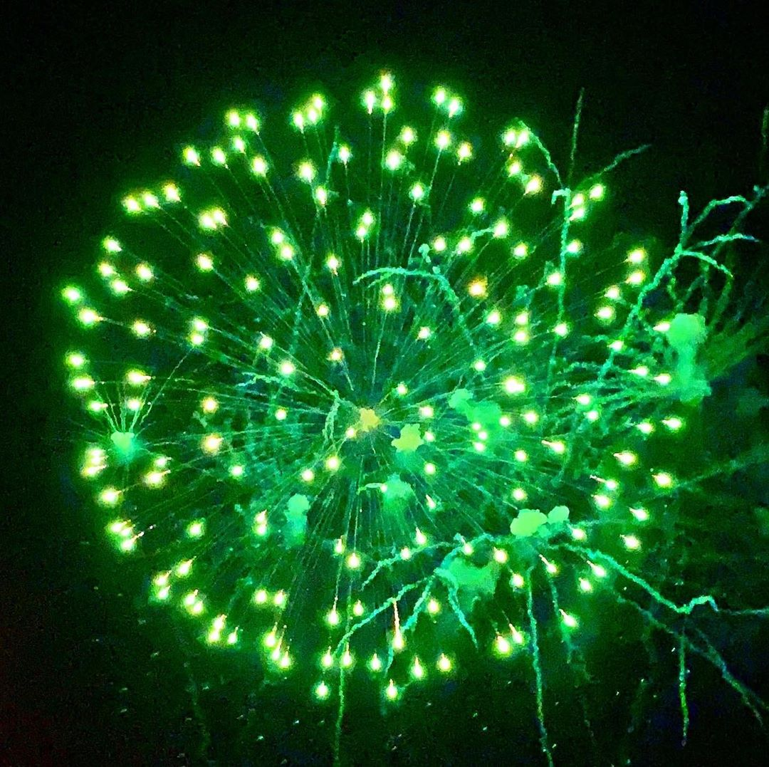 LBI Happy Labor Day! Here's a few cool closeup shots from the unexpected fireworks s…