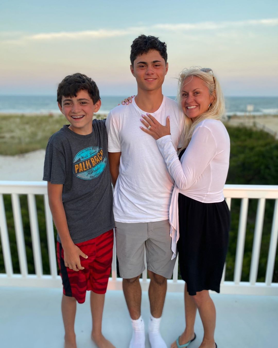 LBI Happy National Sons Day to these two boys who have my whole heart. …