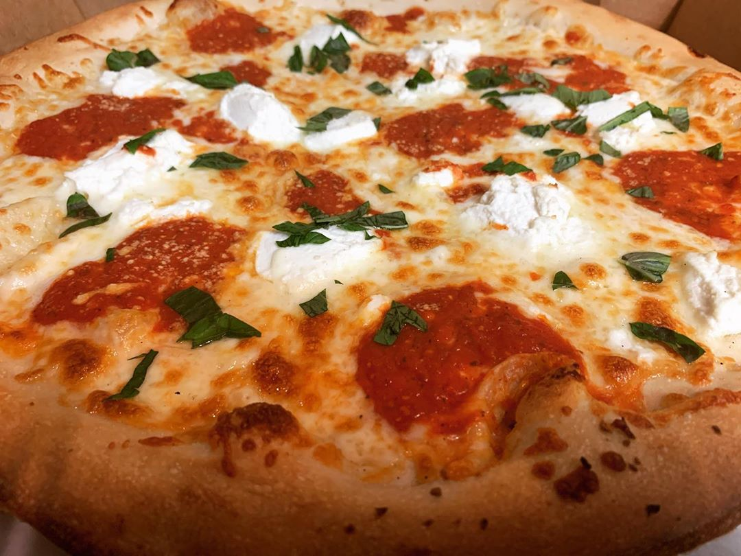 LBI Happy Pizza Friday! Enjoy our one of a kind Panzone's favorite- Anniversary Pizz…