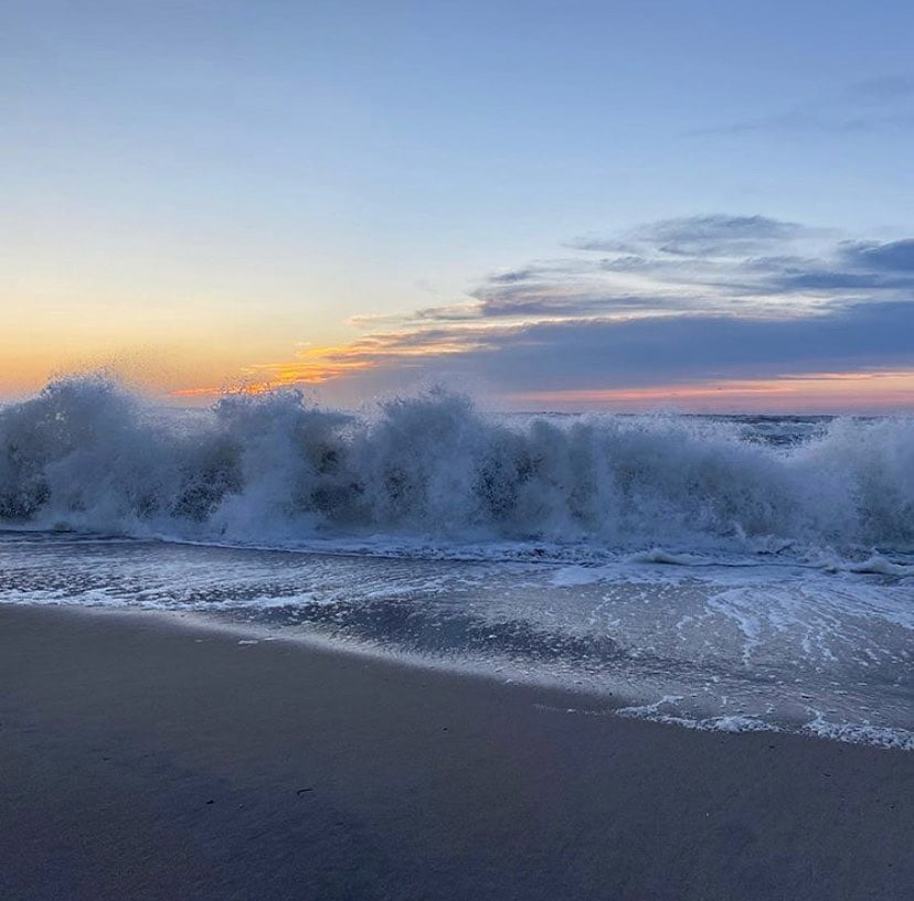 LBI Happy Saturday, Long Beach Island! We love this shot of today's sunrise from  • …