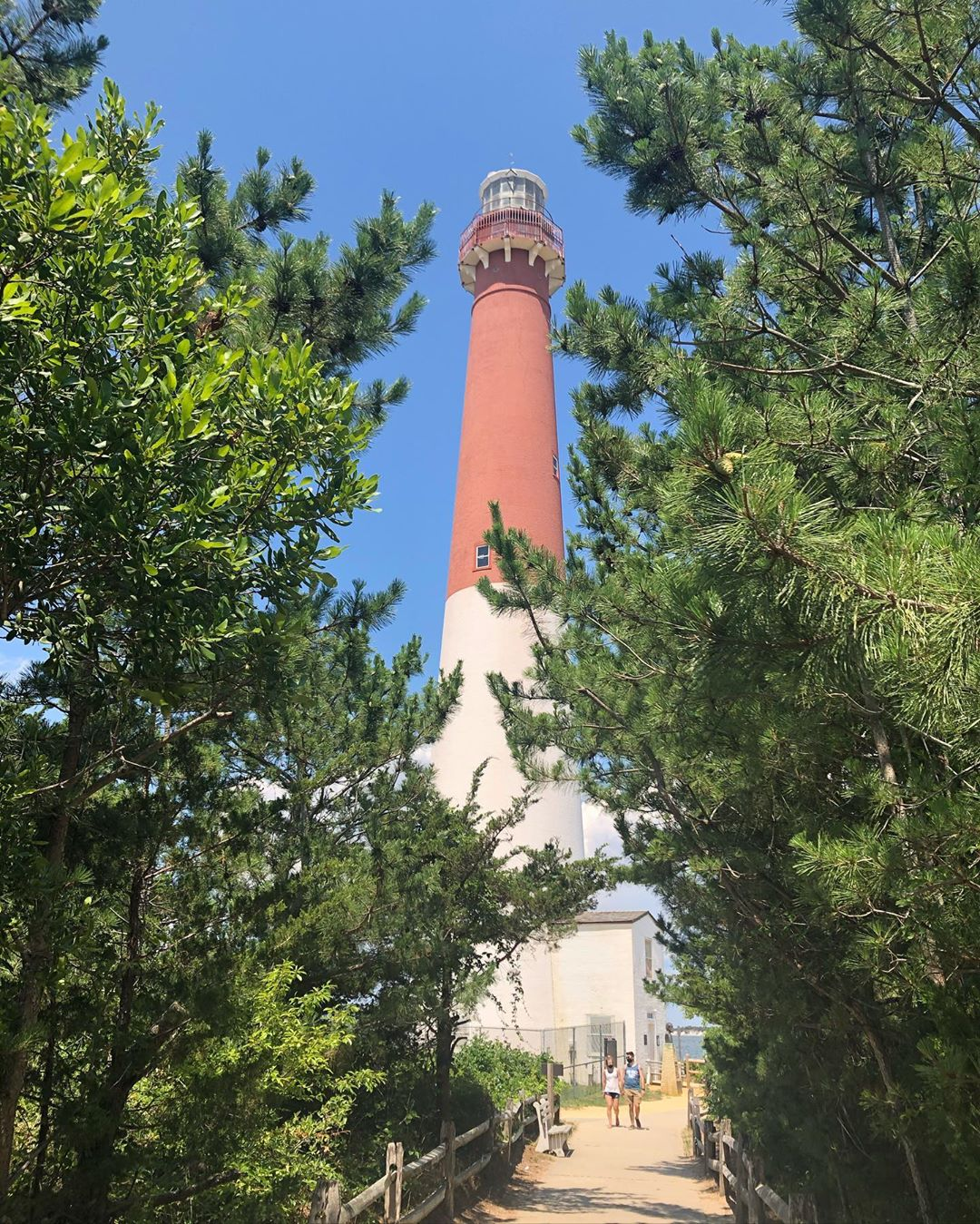 LBI I apparently missed National Lighthouse Day last week, so here's one (of many) t…