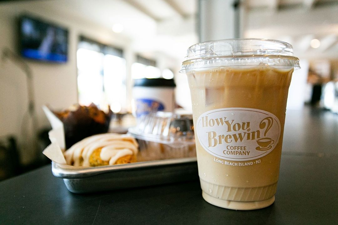 Read more about the article LBI If you had to have one coffee drink/bakery item combo everyday for the rest of y…