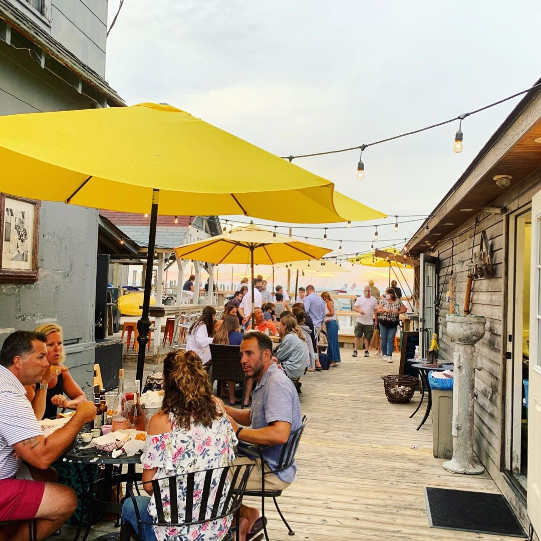 LBI If you've been to  you already know how truly special this place is: casual byob…