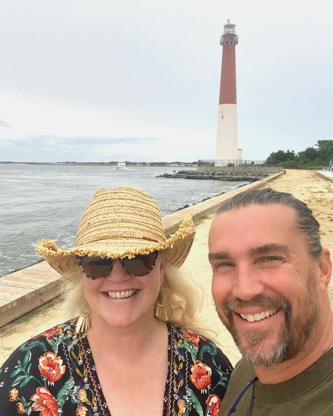 LBI Introduced my hubby  to a dear old friend of mine, Barney! I spent 10 plus summe…